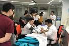 DXMB tổ chức khám sức khỏe cho nhân viên