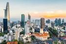 Văn phòng cho thuê tại TP HCM và Hà Nội đang lần lượt chiếm vị trí dẫn đầu trong bảng so sánh lợi tức khai thác văn phòng trên toàn cầu